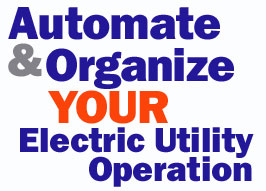 automate and organize your electric utility